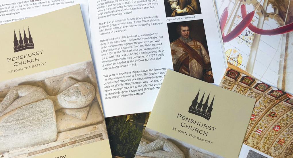 Heritage Branding & Guide Book
