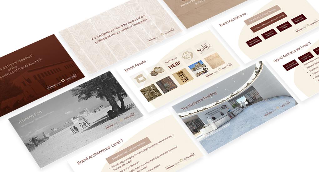 Heritage Branding powerpoint presentation