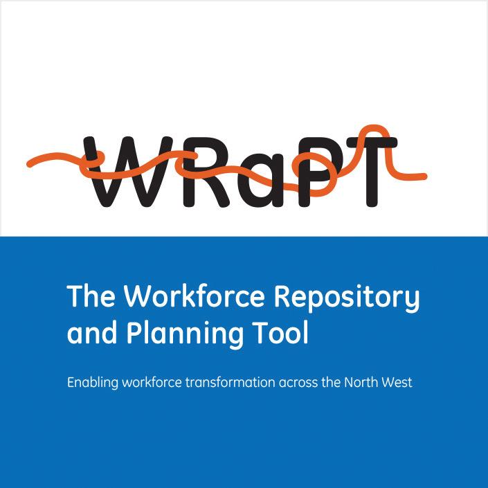 Wrapt Brochure Design
