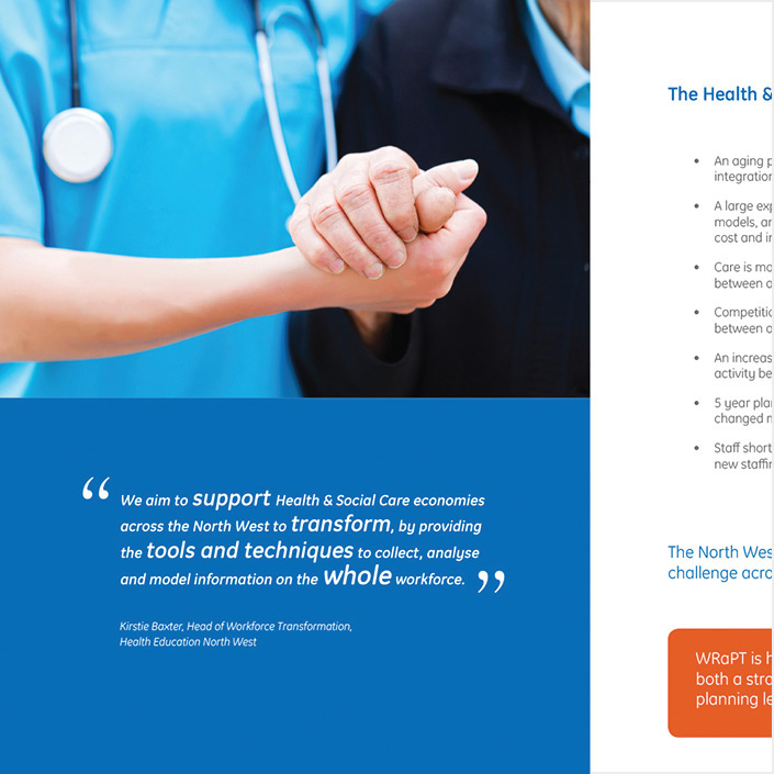 Clinic Brochure Design