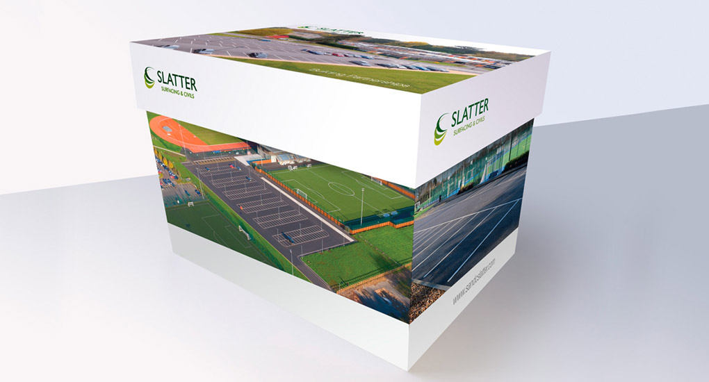 Presentation Box Design